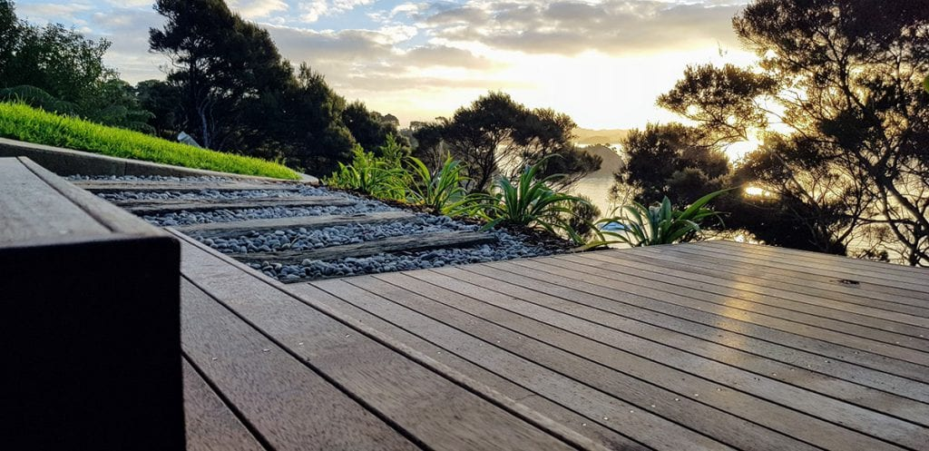 Advantages of Wood Decking